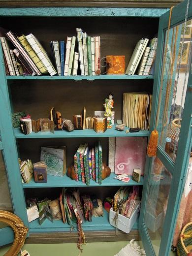 Barb's Book Cabinet
